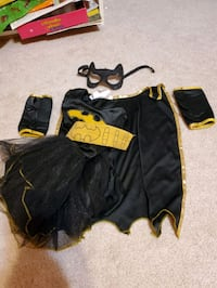 bat girl 2-3T costumr Centreville, 20121