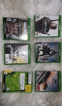 XboxOne/360 Games London, N6G 1G4