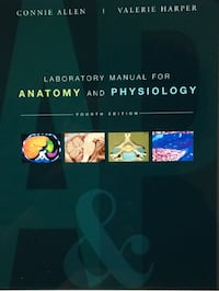Laboratory manual for anatomy and physiology 4th edition (Digital Book) Woodbridge, 22191