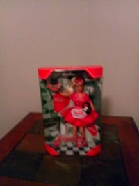 red and white dressed doll San Antonio, 78211