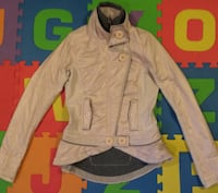 gray zip-up jacket Toronto, M2M