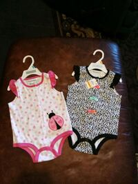 Onesies sets 12months brand new  Baltimore, 21224