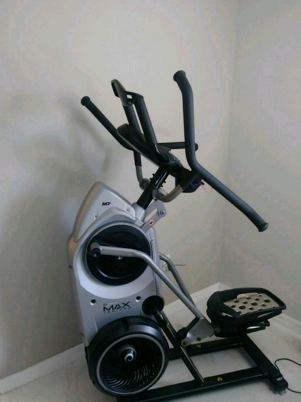 Stairmaster For Sale >> Bowflex M7 Max Trainer Elliptical Stairmaster