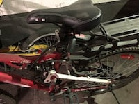 Red CCM Bike Vandal 24 Toronto, M2M 4R3