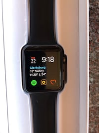 Apple Watch Series 1 42mm unlocked  Clarksburg, 20871