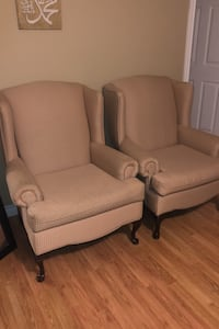 Two accent chairs Markham, L6E 1G2