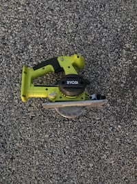 Ryobi Electric Saw, Drill and battery chargers
