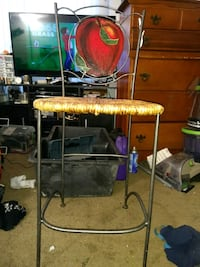 $20-obo bar height chair. Rolled steel Columbus, 43229