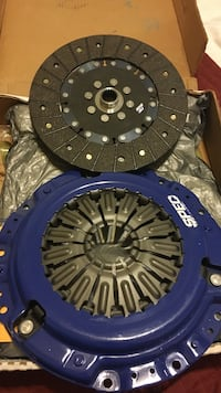 Official spec stage one clutch and flywheel for 08 Nissan Altima obo New York, 10466