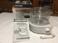 Black & Decker Handy Steamer HERNDON