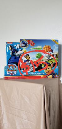 NEW Paw Patrol Chase Transforming Police Car Truck with Launching Cannons  Ventura