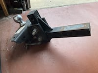 Trailer Hitch Sway Bars
