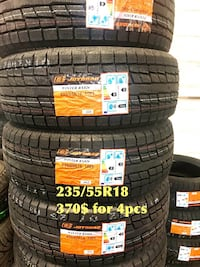 Winter tire sale Richmond Hill, L4C 3E1