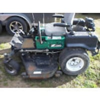 green and black zero turn mower Silver Spring
