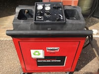 red and black portable generator Laurel, 20707