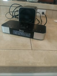 I home stereo and i home docking station for iPad