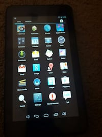 sophix tablet (android)