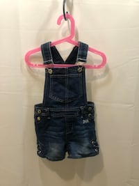 Dark Blue DKNY Overalls  Washington, 20020