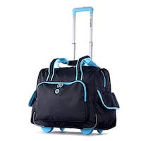 Olympia Deluxe Fashion Rolling Overnighter Luggage Toronto