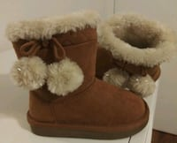 Girl's Ankle Winter Boots