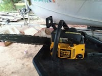 Like new polan chain saw model 295 starts rite up. Haughton, 71037