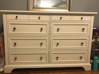 Alcott Hill Lafferty 8 Double Drawer Dresser Washington, 20009