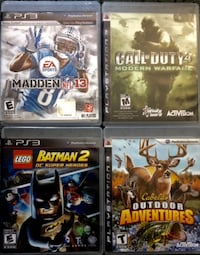 PS3 Games Toronto