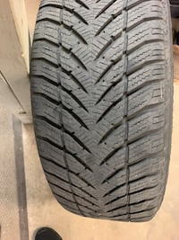 Selling Winter Tires with Rims Edmonton, T6V 1T6