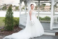 Wedding dress and two veils New Port Richey, 34655