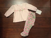 Brand New Baby Girl Outfit 3-6 Months  Edmonton, T5T 4V6