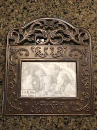 Bronze Scroll Colored Metal 4x6 Picture Frame Woodbury, 55129