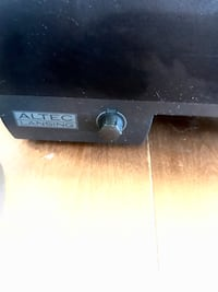 Computer Stereo Surround Sound System, Altec Lansing Troy, 48085