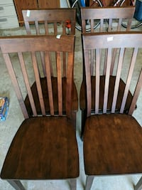 4 dining chairs Allen, 75013