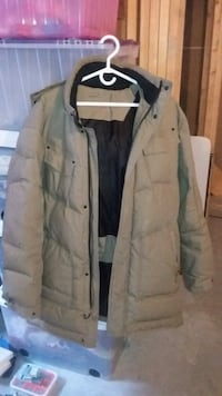Grey winter coat Mexx size M Ottawa, K2J 5Z3