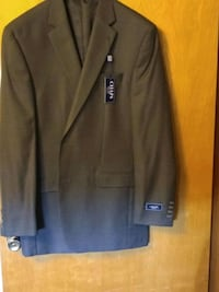 NWT 42L SPORTS COAT, great fall and winter color