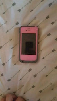 Sprint iPhone 4s 16 gb with lifeproof