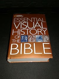 (NEW) National Gographic Visual History of Bible