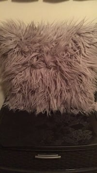 Grey Fur Pillow Mayfield Heights, 44124