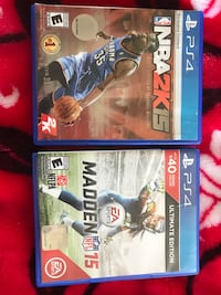 PS4 games for trade Rolling Meadows, 60008