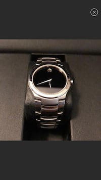 Movado watch w/black face  Lake Mary, 32746
