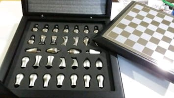 Taffiny Chess Board