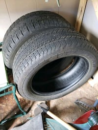 2 tires for sale Edmonton, T6E 5W6