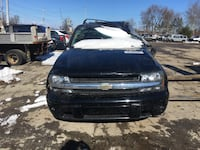 Parting out 2007 Chevrolet Trailblazer 4x4 New Castle, 16101