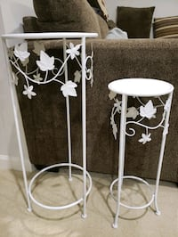 Metal Plant stands, base, decor Fairfax, 22033