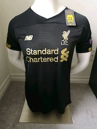 Liverpool 2020  Jersey