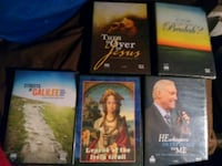 Religion DVDs Akron, 44320