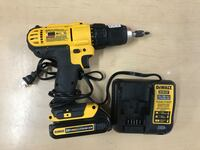 Dewalt Drill one battery & Charger  Baltimore, 21217