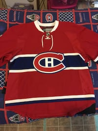 Montreal Canadiens Reebok Edge 2.0 Authentic NHL Hockey Jersey Toronto, M4R