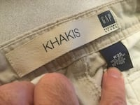 Shorts Khakis 100% Cotton Gap Size W 35 Centreville, 20120