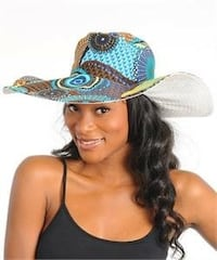 Cotton Summer Hat ( 3 colors Available) Upper Marlboro, 20774